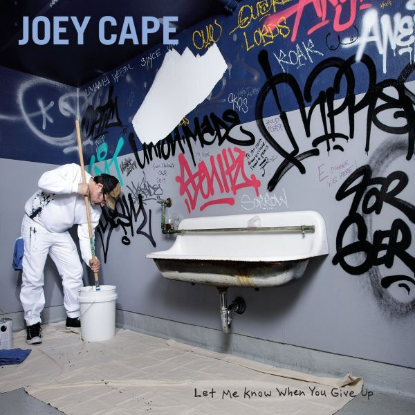 JOEY CAPE, let me know when you give up cover