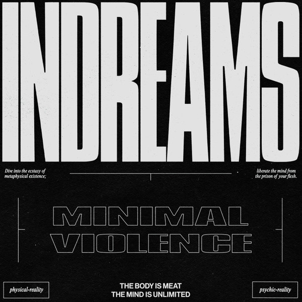 MINIMAL VIOLENCE, indreams cover