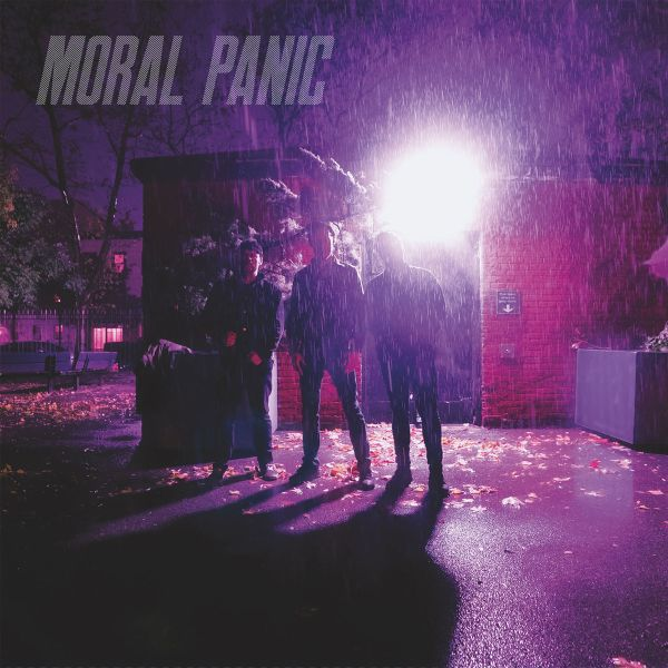 MORAL PANIC, s/t cover