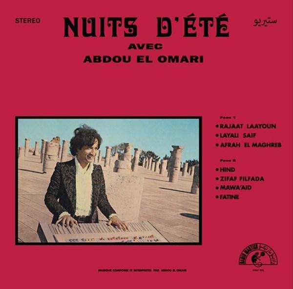 ABDOU EL OMARI, nuits d´été cover