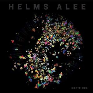 HELMS ALEE, noctiluca cover