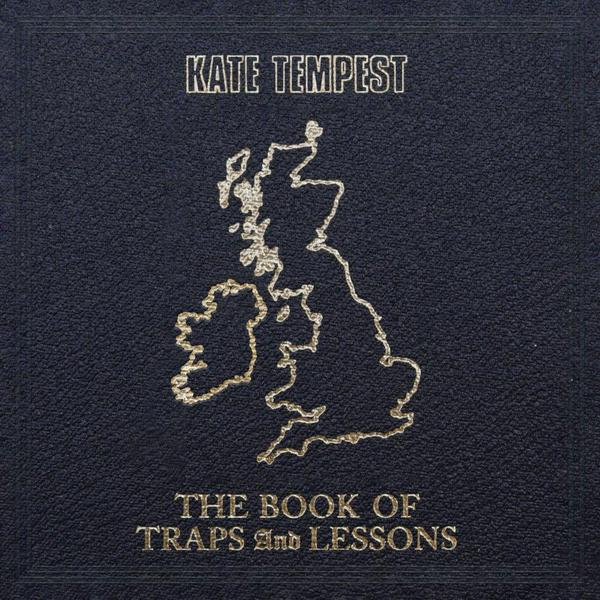 Cover KATE TEMPEST, the book of traps and lessons