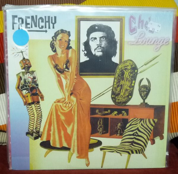 FRENCHY, che´s lounge cover