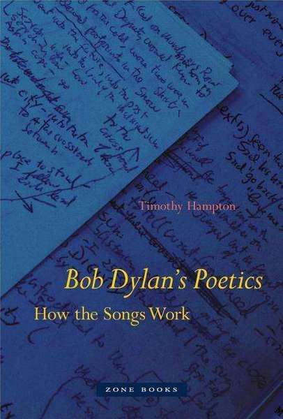 TIMOTHY HAMPTON, bob dylan´s poetics cover