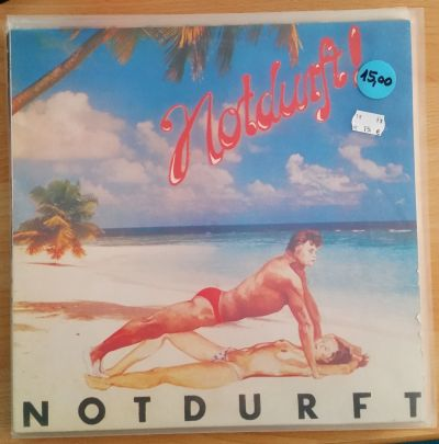 NOTDURFT, s/t (USED) cover