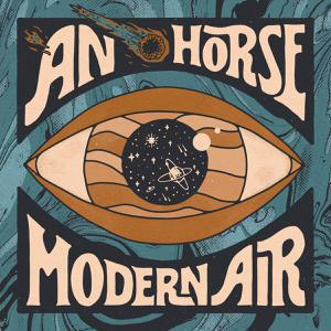 AN HORSE, modern air cover