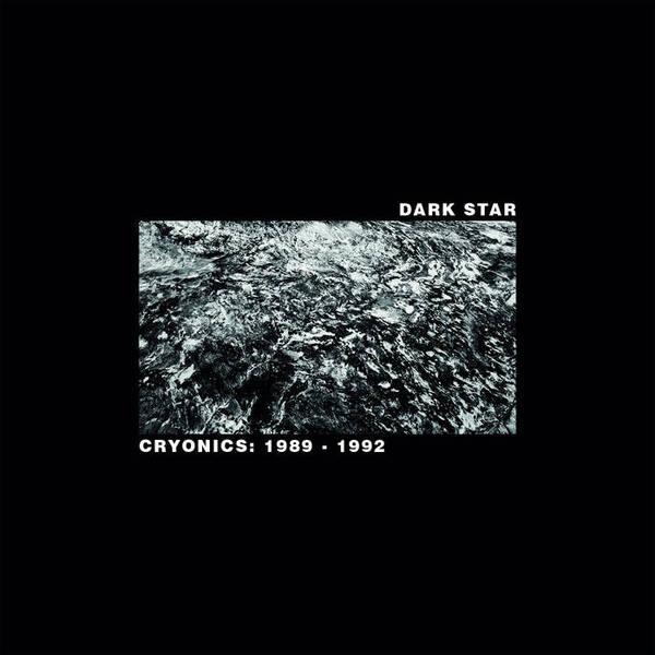 DARK STAR, cryonics: 1989 - 1992 cover