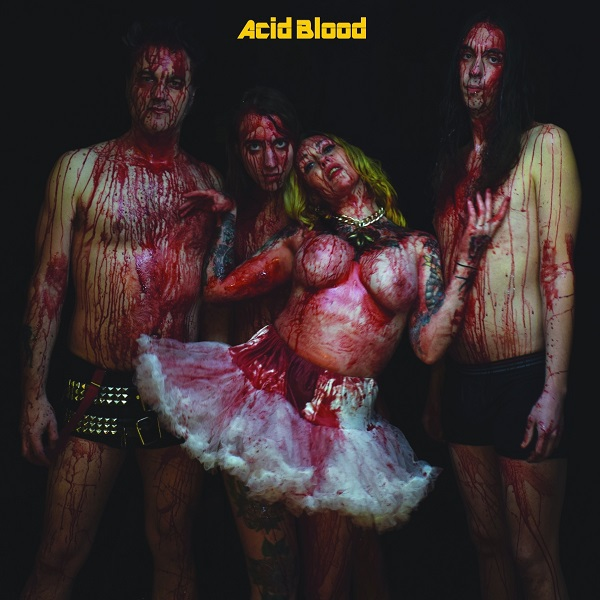 ACID BLOOD, s/t cover