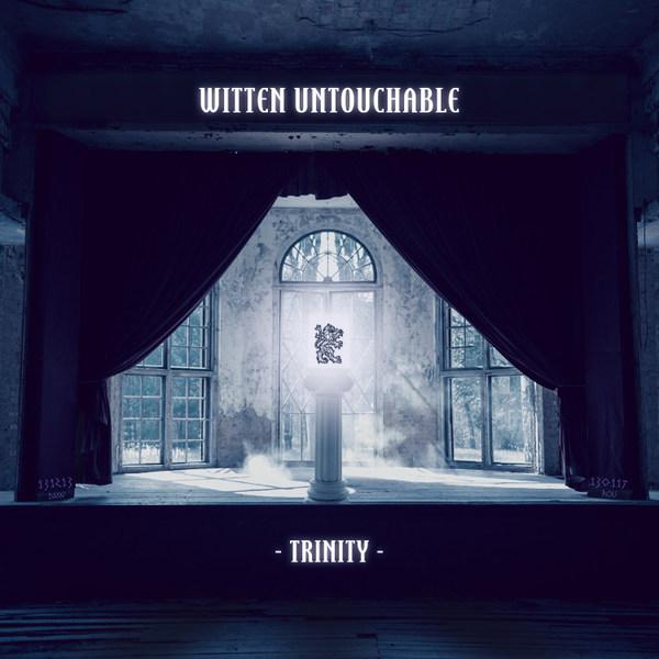WITTEN UNTOUCHABLE, trinity cover
