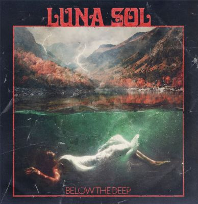 LUNA SOL, below the deep cover