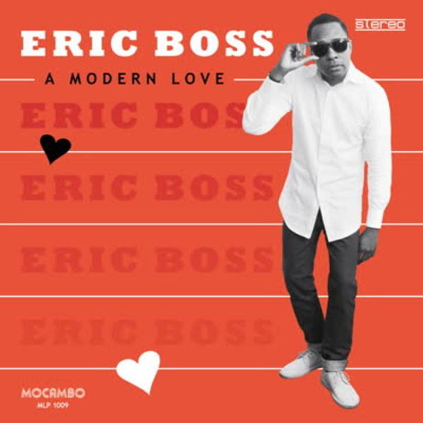 ERIC BOSS, a modern love cover
