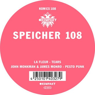 LA FLEUR / JOHN MONKMAN & JAMES MONRO, speicher 108 cover