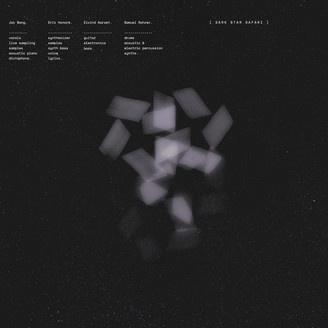 JAN BANG/ERICK HONORÉ/EIVIND AARSET/SAMUEL ROHRER, dark star safari cover