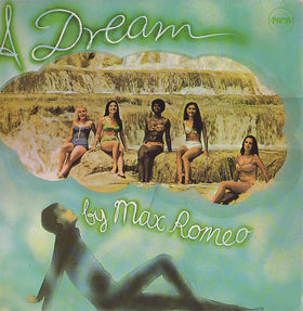 MAX ROMEO, a dream cover
