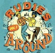 V/A, rudies all around vol. 1 cover