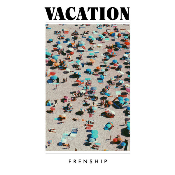 Cover FRENSHIP, vacation