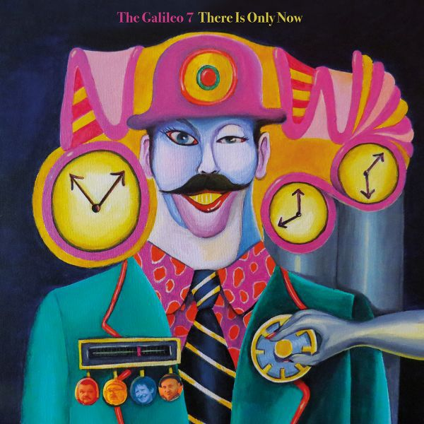 Cover GALILEO 7, there is only now