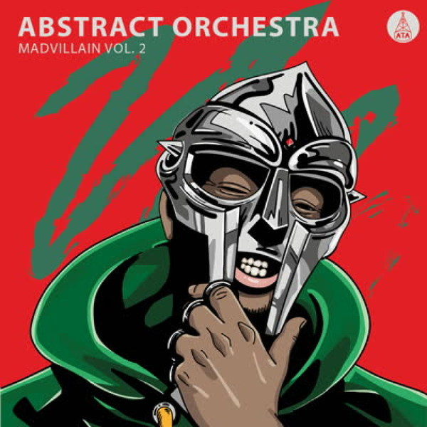 ABSTRACT ORCHESTRA, madvillain vol. 2 cover