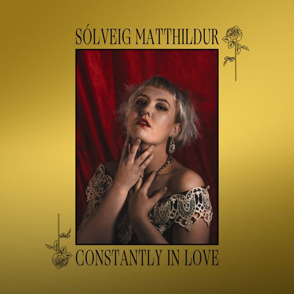 SOLVEIG MATTHILDUR, constantly in love cover