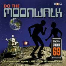 V/A, do the moonwalk cover