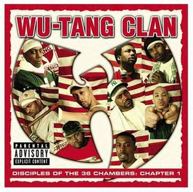 WU-TANG CLAN, disciples of the 36 chambers cover