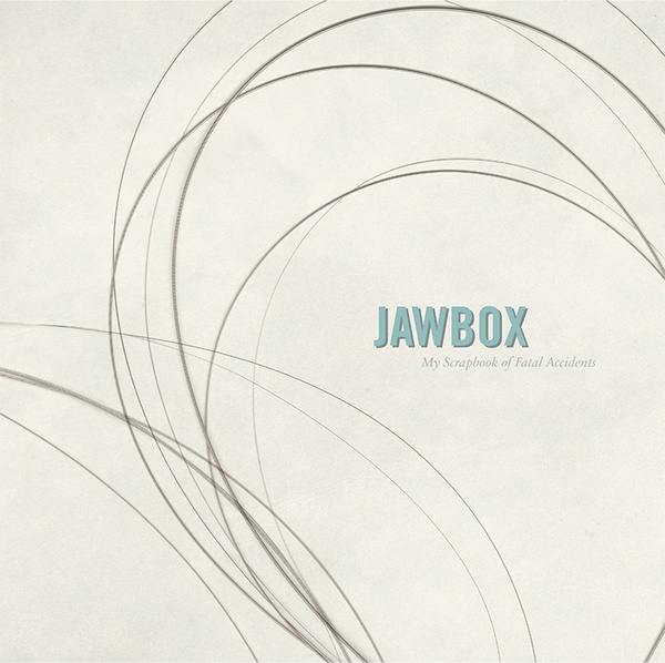 Cover JAWBOX, my scrapbook of fatal accidents