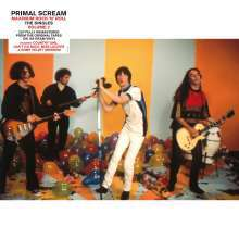Cover PRIMAL SCREAM, maximum rock´n roll - the singles vol. 2