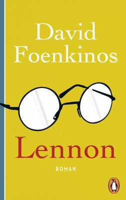 Cover DAVID FOENKINOS, lennon