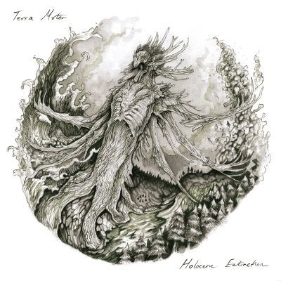 TERRA MATER, holocene extinction parts I & II cover