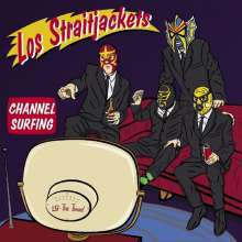 LOS STRAITJACKETS, channel surfing cover