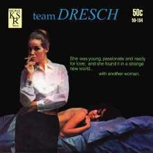 TEAM DRESCH, hand grenade cover