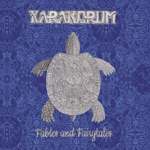 Cover KARAKORUM, fables and fairytales