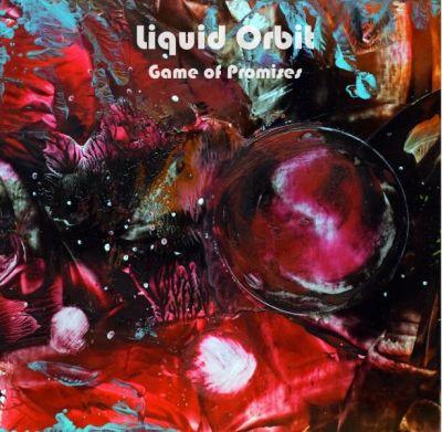 LIQUID ORBIT, game of promises cover