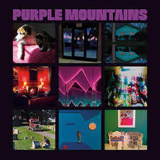 PURPLE MOUNTAINS, s/t cover