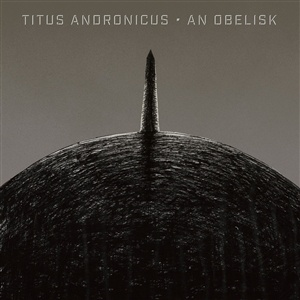 TITUS ANDRONICUS, an obelisk cover