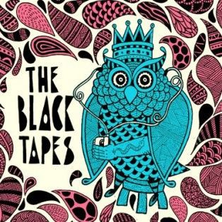 BLACK TAPES, s/t cover