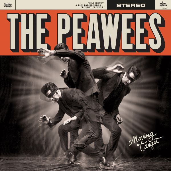 PEAWEES, moving target cover