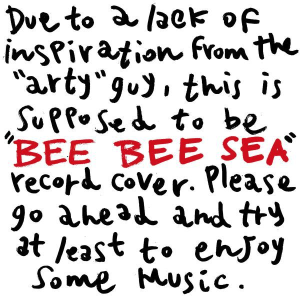 BEE BEE SEA, bee bee sea deluxe cover
