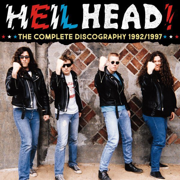 HEAD, heil head! the complete discography 1992 - 1997 cover