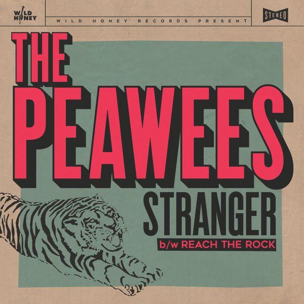 PEAWEES, stranger cover