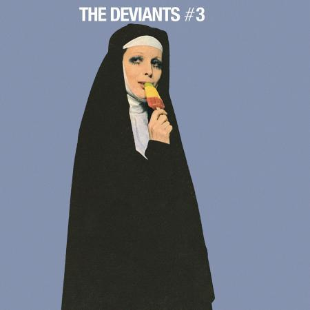 THE DEVIANTS, the deviants # 3 cover