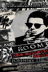JOHNNY THUNDERS, room 37: the mysterious death of... cover