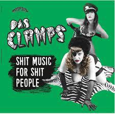 DAS CLAMPS, shit music for shit people cover