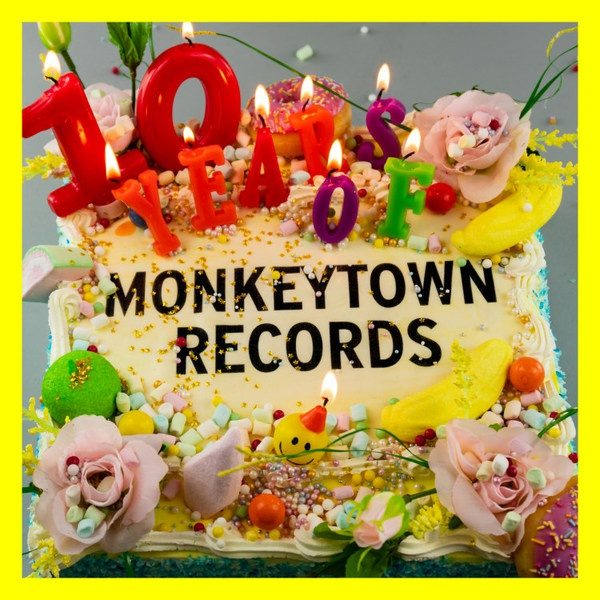 V/A, 10 years of monkeytown cover
