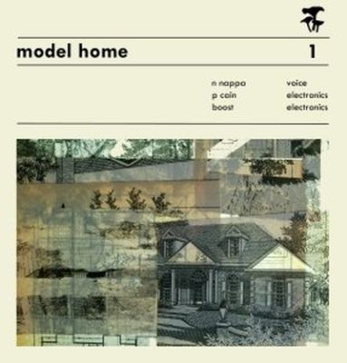 MODEL HOME, # 1 cover