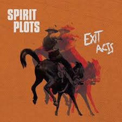 SPIRIT PLOTS, exit acts cover