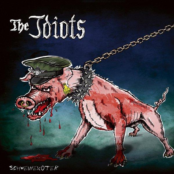 IDIOTS, schweineköter cover