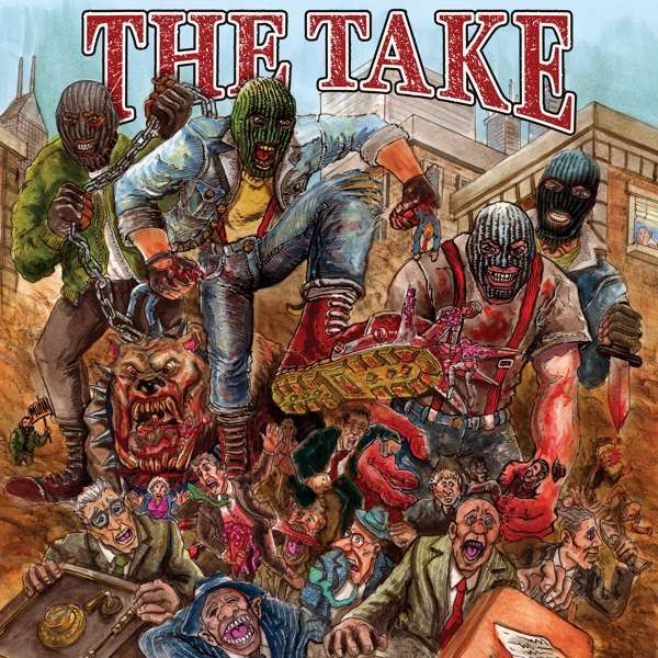 Cover THE TAKE, s/t
