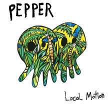 Cover PEPPER, local motion