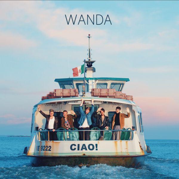 WANDA, ciao! cover